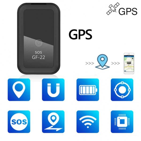 GPS Seklys, Vietos Nustatymui