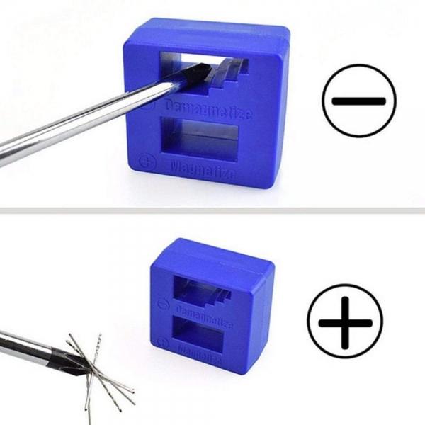 įrankių įmagnetintojas