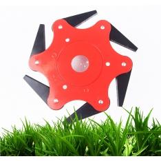 Universalus pjovimo diskas krūmapjovėms