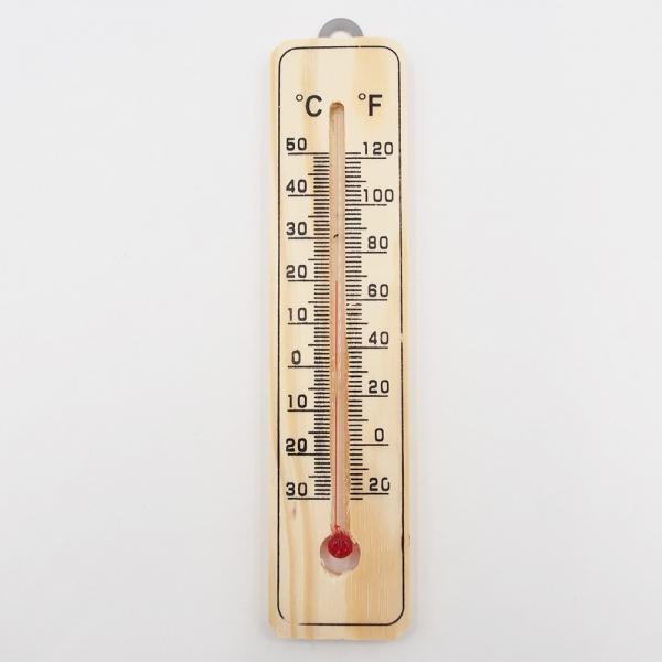 Medinis Termometras 20 cm.