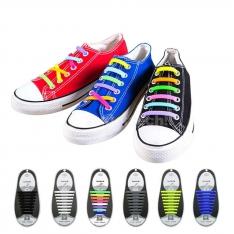 Silikoniniai batų raišteliai