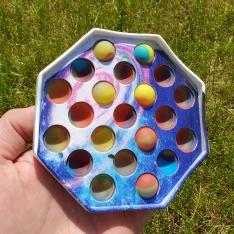 """Push Pop Bubble Fidget """"Hexagon"""""""