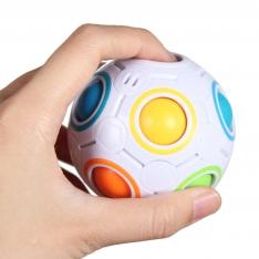 "Kamuoliukas galvosūkis ""Puzzle Magic Rainbow Ball"""