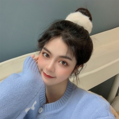 Korėjietiška plaukų juosta