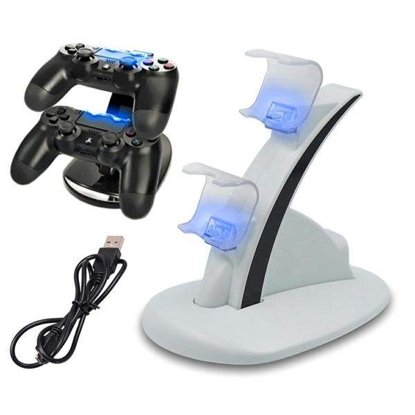 """Įkrovimo stotelė """"PlayStation 4"""" valdikliams"""