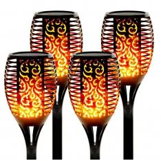 Šviesos diodų sodo lempa