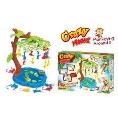 "Žaidimas ""Crazy monkey"""