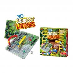 """Žaidimas """"3D SNAKESn' Ladders"""""""
