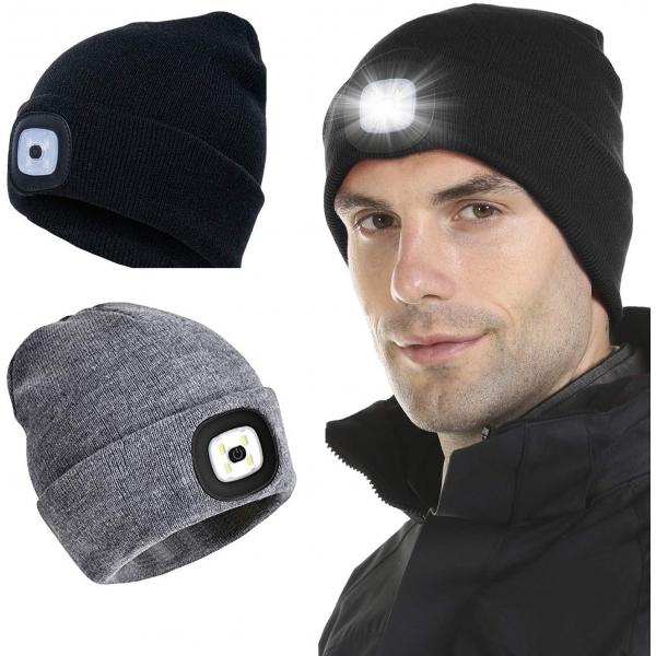 Kepurė su Led šviesa