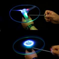 LED skraidantis diskas