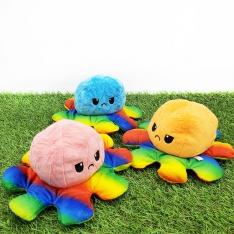 "Dvipusis Aštunkojis ""Octopus-Rainbow"""