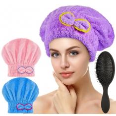 Plaukų džiovinimo kepuraitė