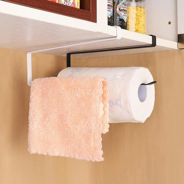 Popierinių rankšluosčių laikiklis.
