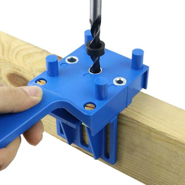 Praktiškas įrankis E, L ir T kaiščių sujungimui.