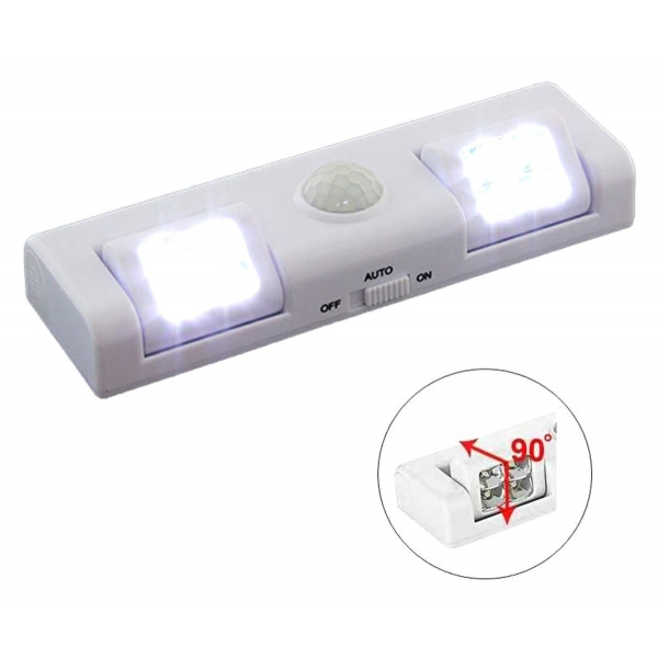 Belaidė LED lempa