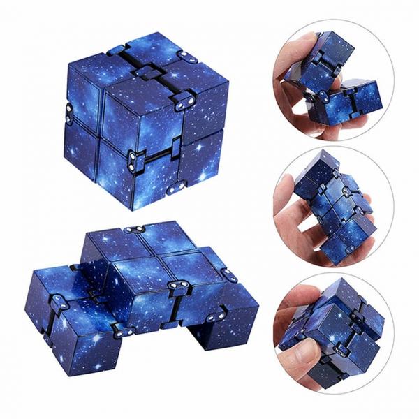 """Antistresinis Kubas """"infinity cube"""""""