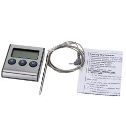Skaitmeninis termometras rūkyklai, griliui, maistui