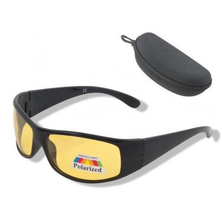 Poliarizuoti akiniai vairavimui tamsiu paros metu