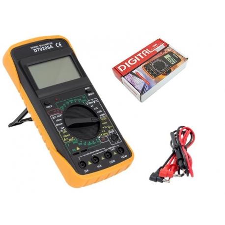 DT9205A multimetras skaitmeninis