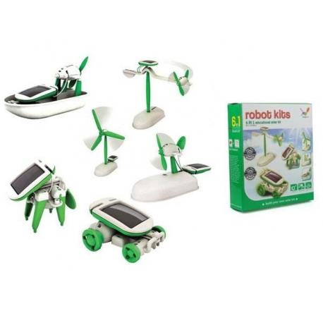 Edukacinis žaislas su saulės baterija