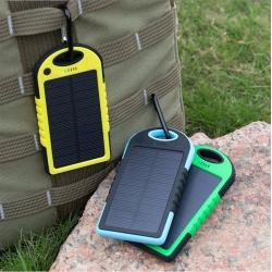 12000mAh nešiojama saulės baterija (Power Bank)