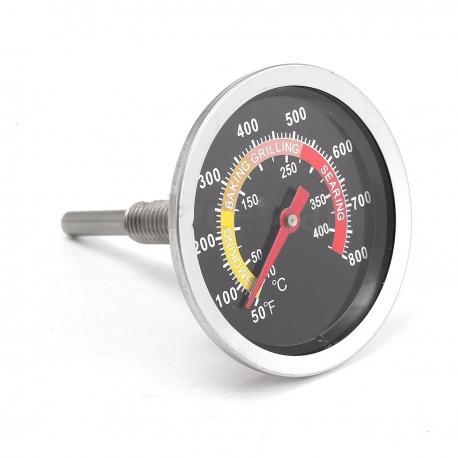 Termometras su sriegiu