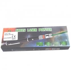 Žalias lazeris 100mW