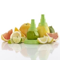 Citrusinių vaisių sulčių purkštukų komplektas