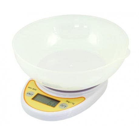 Virtuvės svarstyklės iki 5kg