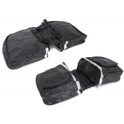 Dviračio kelioninis krepšys