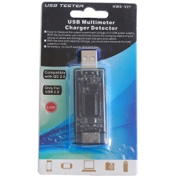 USB matuoklis